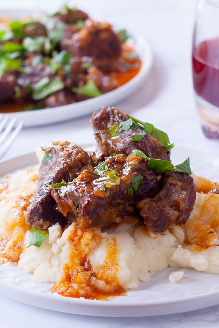 This pressure cooker short ribs recipe makes fall apart tender boneless beef short ribs in under an hour using the Instant Pot or your favorite pressure cooker. You won't believe it until you try it!