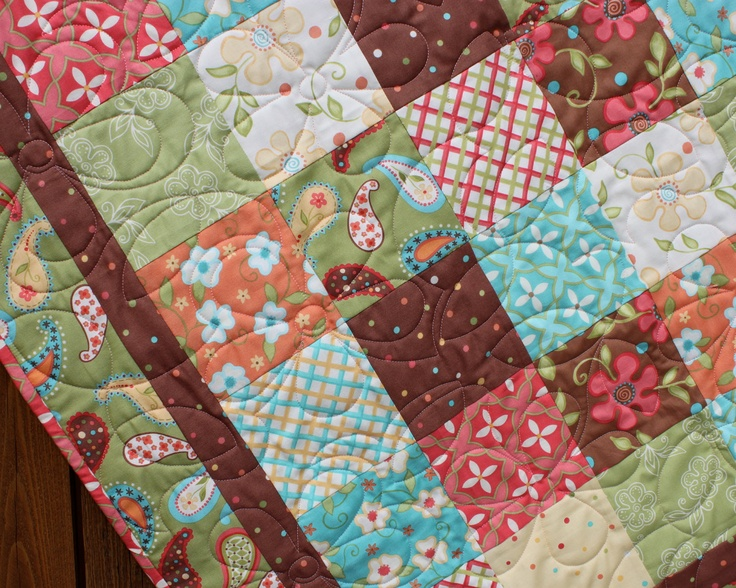 21 best Sewing images on Pinterest | Scrappy quilts, Jellyroll ... : large patchwork quilt - Adamdwight.com