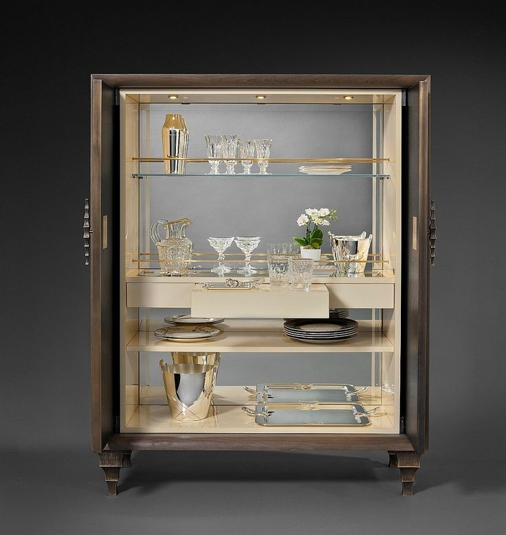 Titan Cabinet By PINTO Paris: Design: Davina Koskas