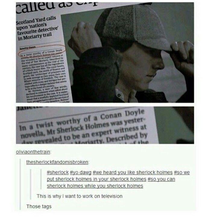 Tumblr Sherlock