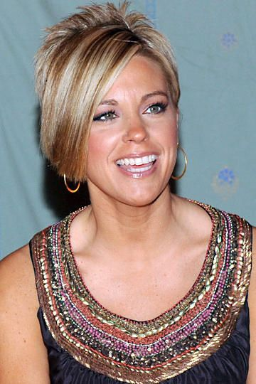 Kate Gosselin's Changing Hairstyles