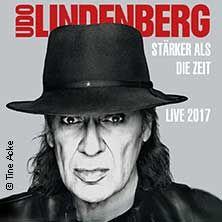 Udo Lindenberg: Stärker als die Zeit Live 2017 // 03.05.2017 - 18.06.2017  // 03.05.2017 20:00 KIEL/Sparkassen-Arena-Kiel // 06.05.2017 20:00 SCHWERIN/Sport- und Kongresshalle Schwerin // 07.05.2017 19:00 SCHWERIN/Sport- und Kongresshalle Schwerin // 09.05.2017 20:00 CHEMNITZ/Chemnitz Arena // 11.05.2017 20:00 RIESA/SACHSENarena // 13.05.2017 20:00 ERFURT/Messehalle Erfurt // 14.05.2017 20:00 LEIPZIG/Arena Leipzig // 16.05.2017 20:00 NÜRNBERG/ARENA NÜRNBERGER VERSICHERUNG // 17.05.2017…