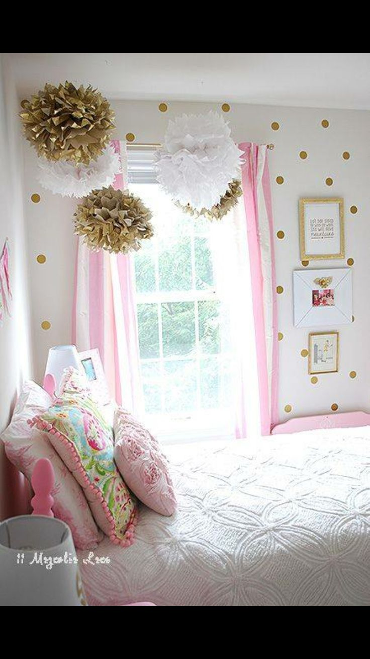 314 best polka dot rooms images on pinterest nursery ideas cute room that s able to be done in the dorms