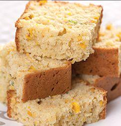 Sweetcorn Bread | Huletts Sugar