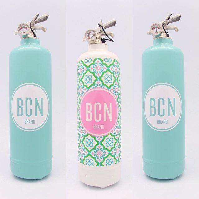 Os presentamos los modelos de extintores más dulces de Bcn Brand!  We present…