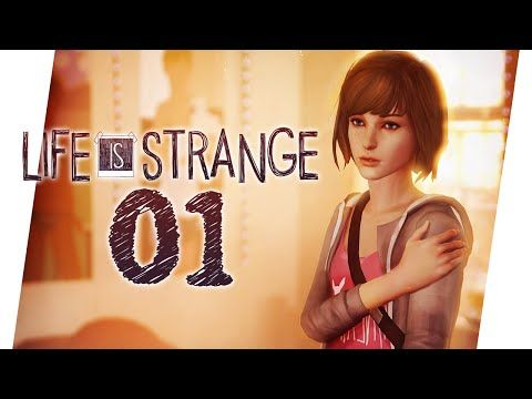 DIE VORAHNUNG! ♥ LIFE IS STRANGE • #01 • LET'S PLAY LIFE IS STRANGE - YouTube