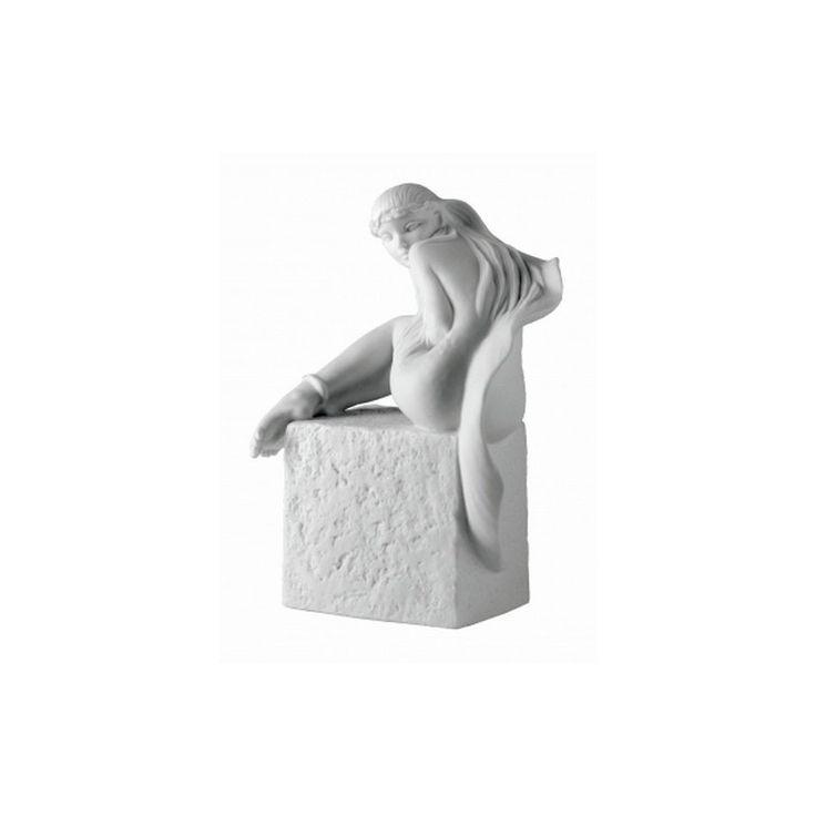 Znaki zodiaku - Ryby - wersja kobieca, biała - Manufaktura Stylu