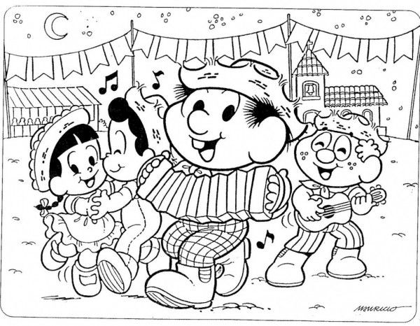 desenhos-para-colorir-festa-junina-diversao-alegria