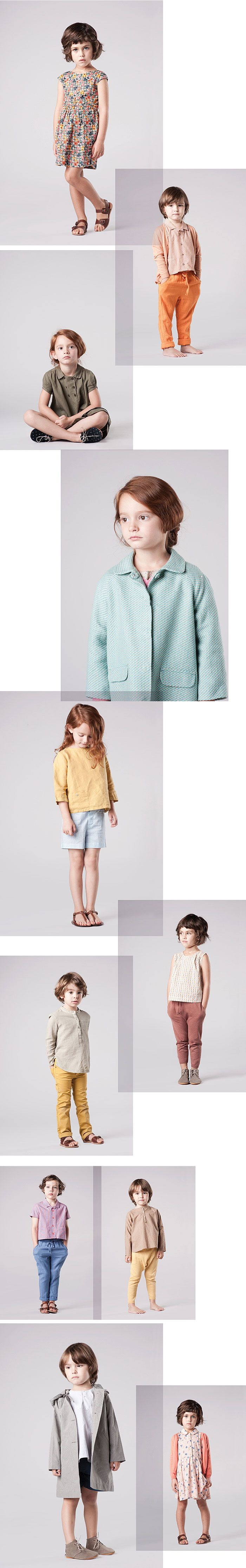Caramel Baby and Child SS2014 - The Junior