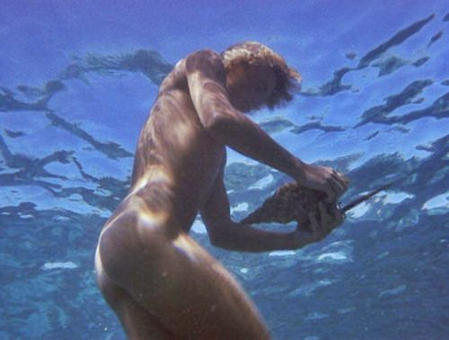 Nude lagoon atkins christopher blue