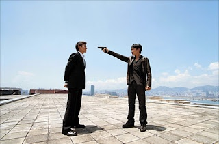 Infernal Affairs - Original version of The Departed a.k.a Holywood total rip off version that win an Oscar for Best Movie!