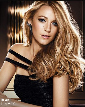 Blake Lively & Préférence Glam Lights - http://lounge.loreal-paris.de/blonde-straehnen-glamlights/ repinned by www.lecastingparisien.com