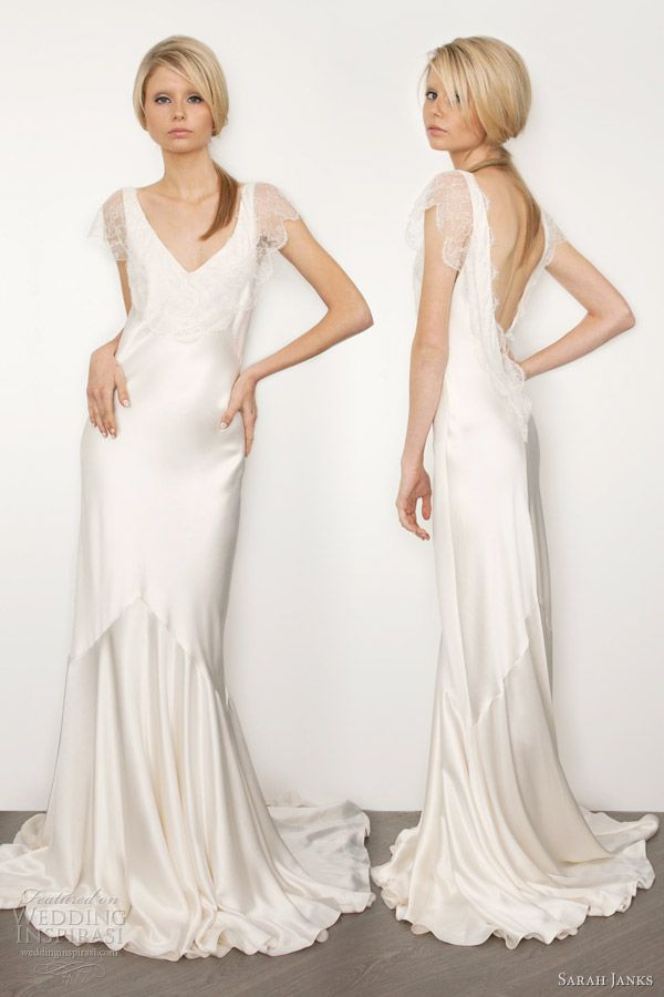 50 best images about Fitted / Column / Sheath Wedding Dress on ...