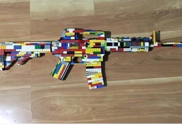 Instagram photo of LEGO rifle and threatening caption send a 14-year-old to jail   Instagram photo of LEGO rifle and threatening caption send a 14-year-old to jail  March 1 2018 by Dunja Djudjic Leave a Comment   On Tuesday evening an Instagram post with a threatening message sent a 14-year old boy to jail. The unnamed boy from Lemon Grove California posted an AR-15-style rifle made of LEGO on his Instagram profile captioned Dont come to school tomorrow. Reportedly another student asked him…