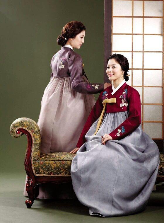 KOREAN HANBOK ( 강남한올명주 )