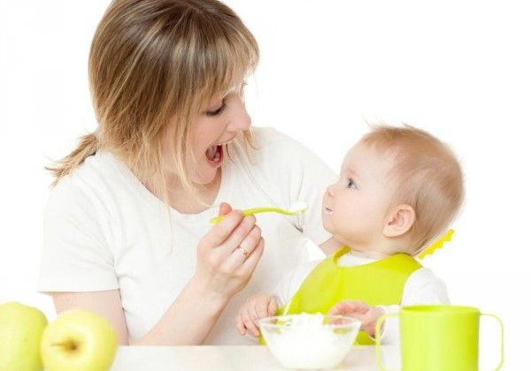 All about when to start solids