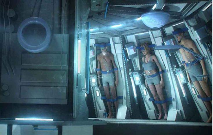Η ΑΠΟΚΑΛΥΨΗ ΤΟΥ ΕΝΑΤΟΥ ΚΥΜΑΤΟΣ: Θάλαμοι Λήθαργου θα στέλνουν ανθρώπους στο διάστημ...