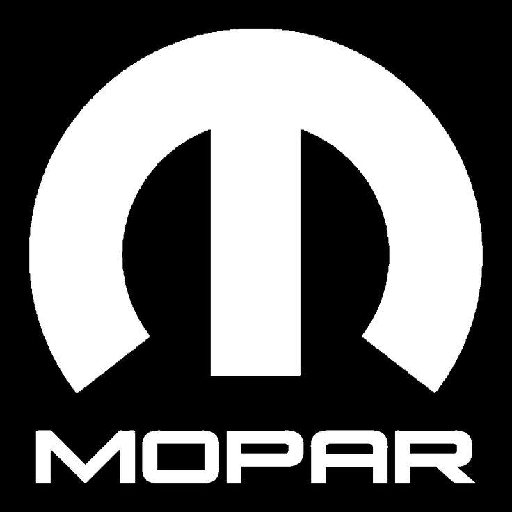 MOPAR Vinyl Decal