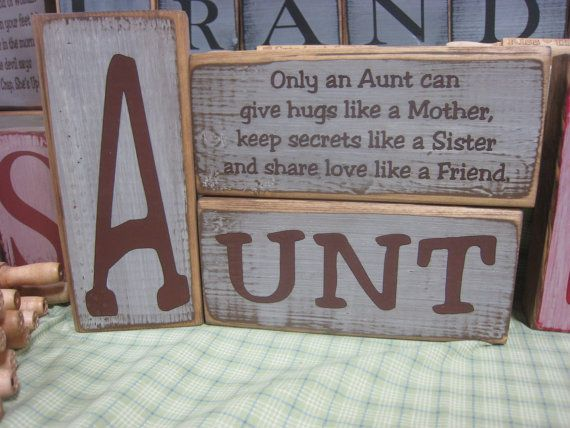 17 Best Quotes For Aunts On Pinterest: 17 Best Ideas About Aunt Sayings On Pinterest