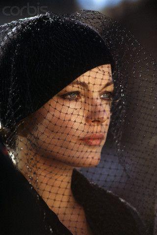 Romy Schneider #romyschneider #veil