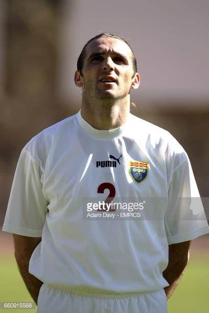 Goran Stavrevski Macedonia