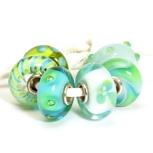 #CurrentsGifts has just reduced our remaining inventory of #Trollbeads production glass to $20.00 per bead. (not for this set, but these are some of the beads still available!)   http://www.iluvallbeads.com/store/trollbeads-trollbeads-glass-1,category.asp