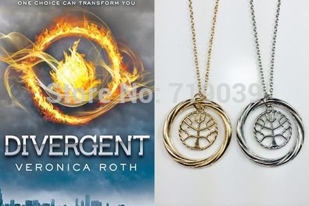 20pcs/lot Wholesale Fashion Jewelry Hot Divergent necklace The original Divergent inspired Amity the peaceful tree necklace