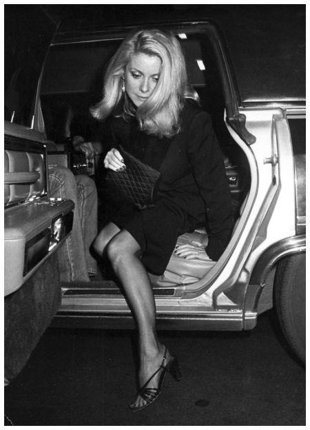 Catherine Deneuve, 1980