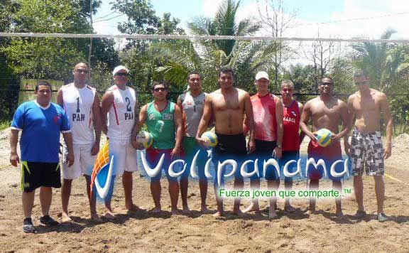 Evento de voleibol  de playa en Palmira de Santiago organizado por sportevents