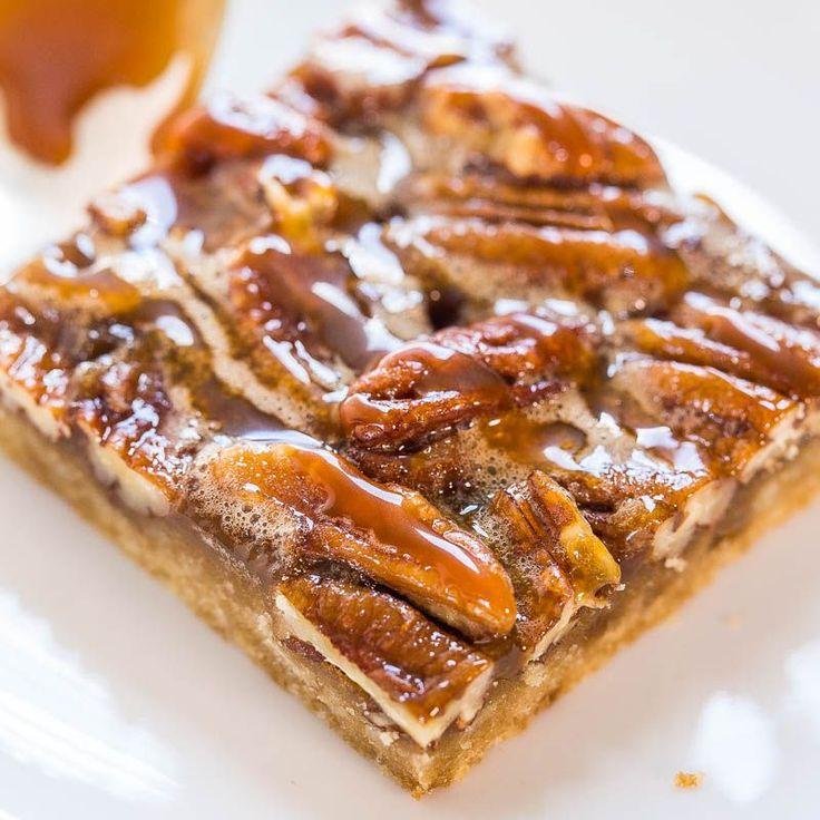 ... over Karamel Pecan op Pinterest - Pecannoten, Karamel en Pecan Taarten