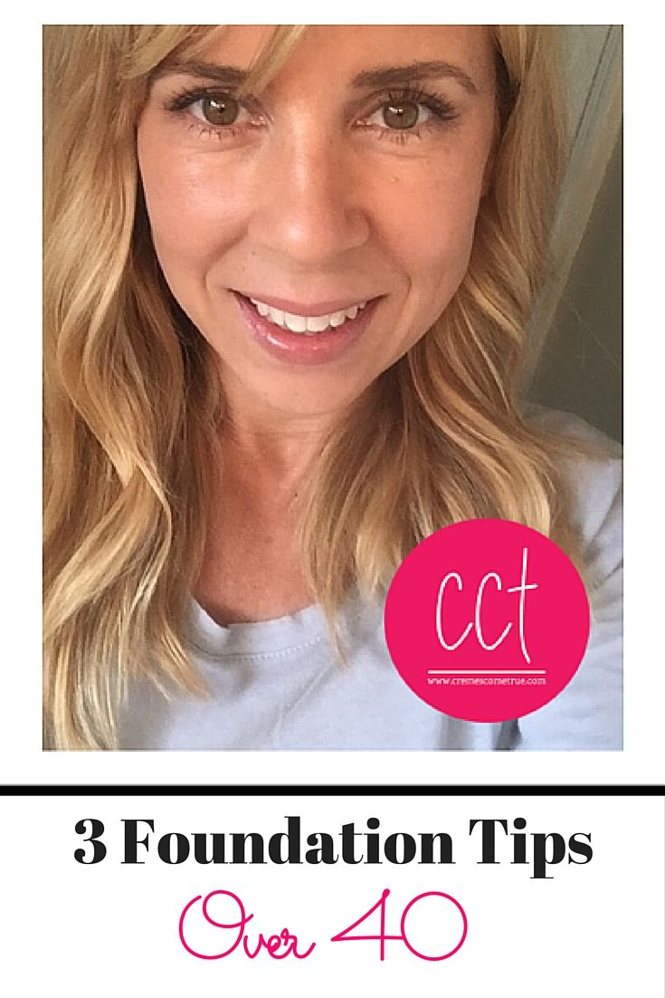 Tips on the my blog for Makeup Over 40