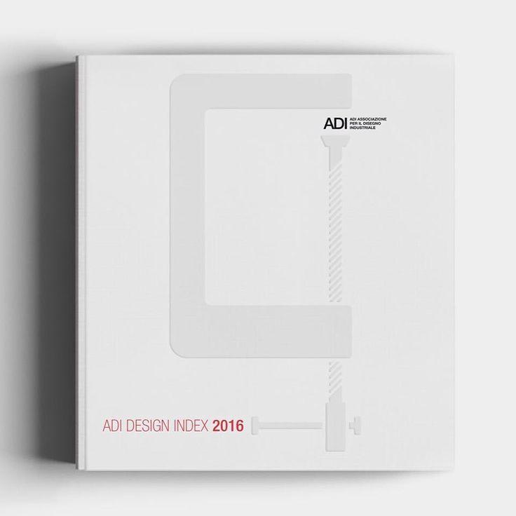 ADI DESIGN INDEX 2016 grafica Gumdesign  416 pagine di design... ;-)  #adidesignindex #compassodoro #grafica #gumdesign