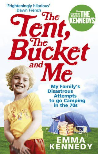 The Tent, the Bucket and Me by Emma Kennedy http://www.amazon.co.uk/dp/0091926793/ref=cm_sw_r_pi_dp_N9OIvb1CN79MQ