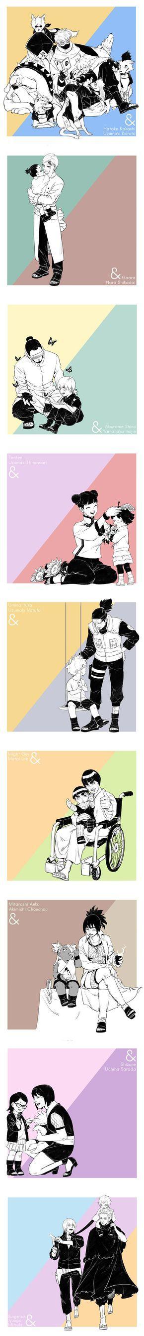 Naruto: Remembering Your Sensei (By Black Marlboro) - 9GAG