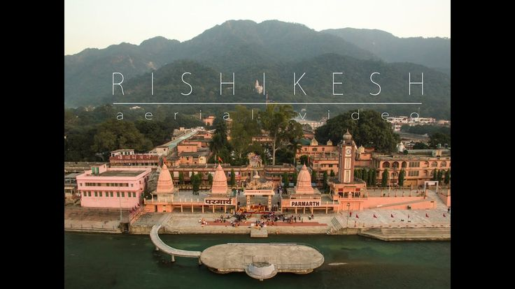 #Rishikesh has been a magnet for #spiritual seekers. Known as the 'Yoga Capital of the World', with masses of ashrams & meditation classes the town, is exquisitely surrounded by forested hills and amidst all flows the divine Ganges. Watch Video and Book at: http://bit.ly/2DltRLk  Video made by: Yoga Around the World