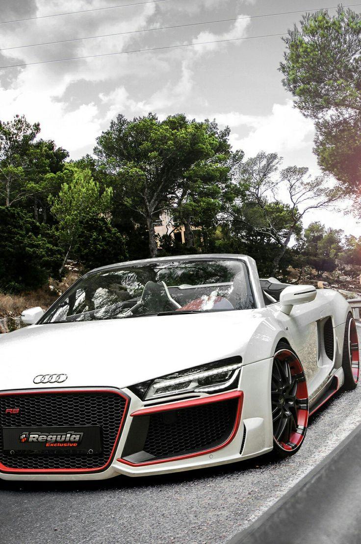 2014 Regula Tuning Audi R8 V10 Spyder Rides Pinterest