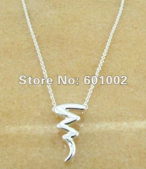 GY-PN126 Free Shipping 925 Silver fashion jewelry Necklace pendants Chains , 925 silver necklace aefa ivma rmva US $1.53