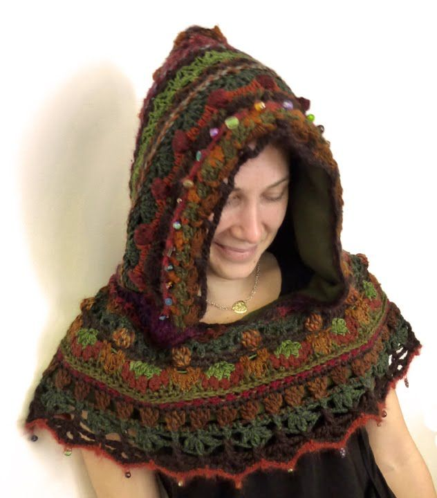 Mirtooli Crochet: interesting ideas in this blog. Actual patterns are for sale.