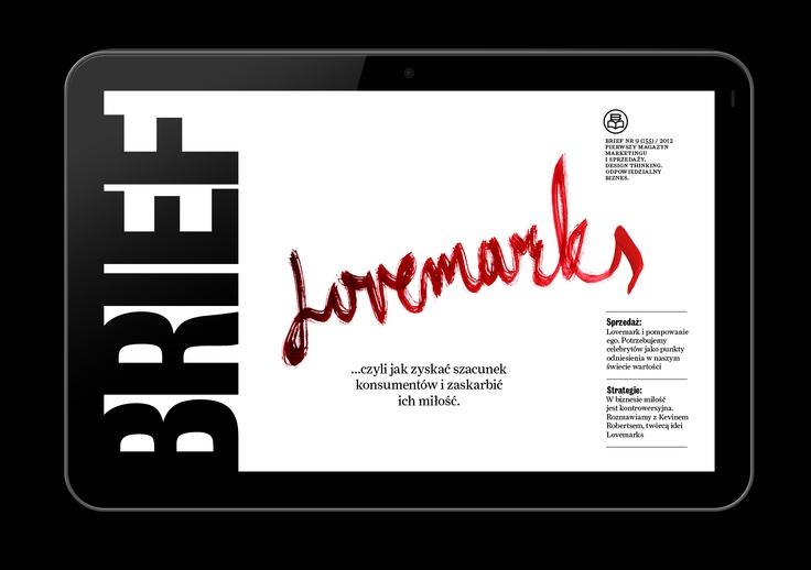 BRIEF zwiększa zasięg na tabletach. Od lutego 2012 roku jest dostępny już nie tylko na iPadzie, ale również na tabletach z systemem operacyjnym Android. BRIEF to pierwszy polski miesięcznik umożliwiający zakup poszczególnych wydań za pomocą usługi Google Wallet, która pozwala na dokonanie zakupu w prosty sposób z wykorzystaniem karty płatniczej. Wydawca: AdPress Wydawnictwo Reklamowe, Wersja: Android OS