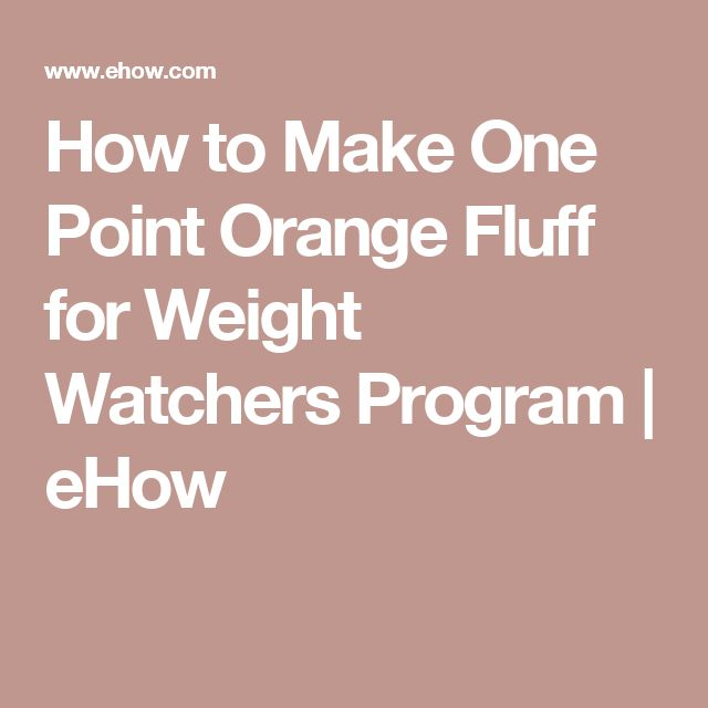 Best 25+ Weight watchers program ideas on Pinterest ...