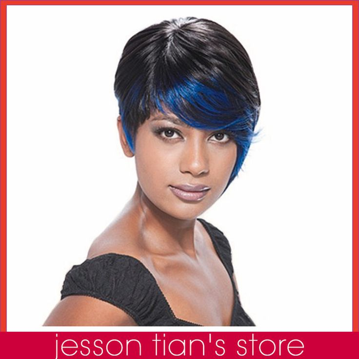 Lagoon Blue Violet Short Hair Google Zoeken Beauty