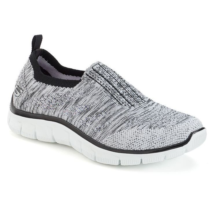 Skechers Relaxed Fit Empire Inside Look Women's, White Oth
