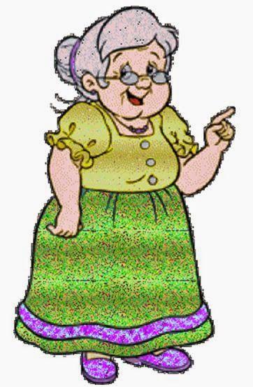 Гиф картинки от бабули