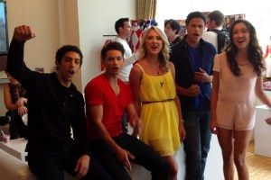 The Cast Of 'Power Rangers Megaforce' Talks Historic Rangers And Scenic New Zealand