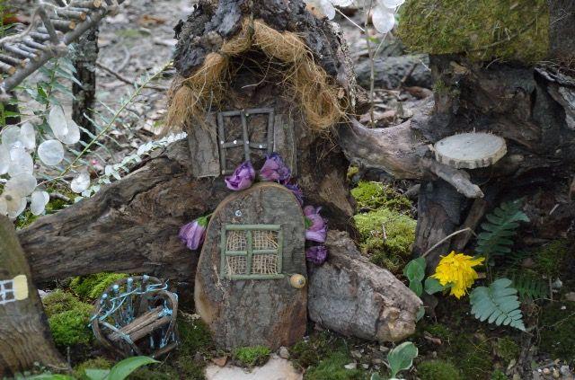 Mission Oaks Gardens Fairy Garden Zanesville Ohio Fairy