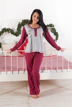 Стильная и уютная пижама