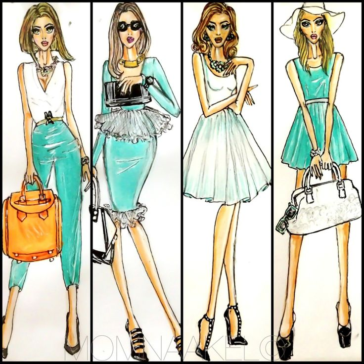 17 Best images about Fashion designs on Pinterest | Dress sketches ...