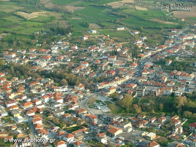 3  Δραβήσκος   Πληθυσμός: 1.488 (2011)