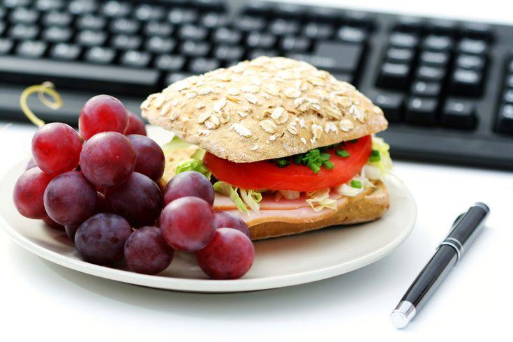 5 принципиальных моментов для обеда в офисе (рецепт) #еда #здоровье #работа #рецепт #питание #правильноепитание