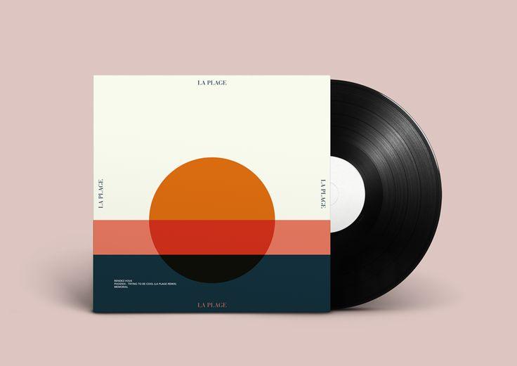 Une sélection de vinyles graphiques et intemporels